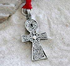 Pewter EGYPT ANKH Anhk Ank Christmas ORNAMENT Holiday