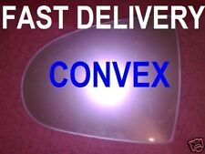 MITSUBISHI COLT 2004+ REPLACEMENT DOOR WING MIRROR GLASS CONVEX RIGHT OR LEFT