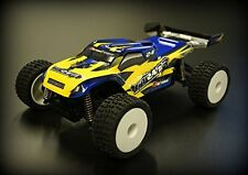 CARISMA GT24TR Yellow RTR 1/24th Brushless 4WD Radio Control Truggy with LiPo