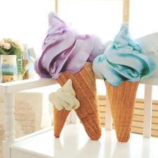 Sweet Ice Cream Doll Plush Toy Home Decor Pillow Cushion Home Sofa Decor 27CM