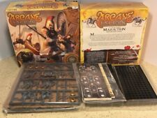ARCANE LEGIONS WELLS MINIATURE WAR GAME PACK SET 40 FIGURES EGYPTIAN CAVALRY BOX