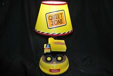 Kids Animated Tonka Truck Lamp lights up and has sound Hasbro - Collectible -2