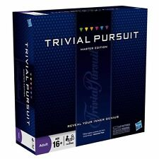 Strategy Trivial Pursuit Board & Traditional Games