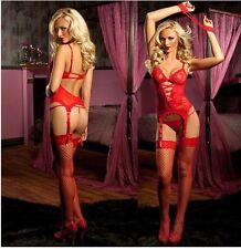 Women Sexy/Sissy Lingerie G String Thong Underwear Nightwear Sleepwear 9
