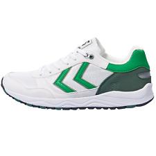 Hummel 3-S Sport Unisex Schuhe Sneaker Turnschuhe Sportschuhe weiss 064520 9806