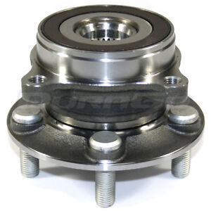 Wheel Bearing and Hub Assembly Front IAP Dura 295-13287