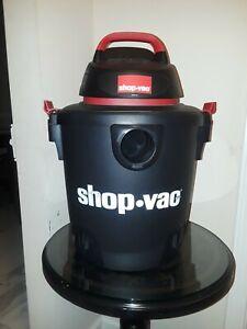 """Shop.vac Wet/Dry vacuum 5Gal 3.5 Peak Hp 1 1/4"""""""