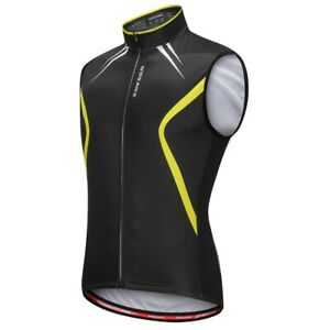 Men Summer MTB Bike Bicycle Quick Dry Jerseys Sleeveless Tops Cool Cycling Vest