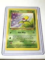 BELLSPROUT - Base Set 2 - 66/130 - Common - Pokemon Card - Unlimited Edition NM
