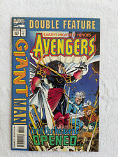 Avengers (1963 1st Series) #381 (Double Feature The Avengers / Giant-Man VF 8.0
