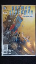 BATMAN SUPERMAN #2 THE NEW 52 SEP 2013 DC COMICS NM UNREAD