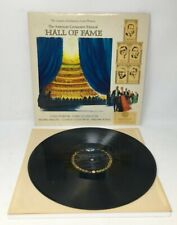 The American Composers Musical Hall of Fame Vinyl Record
