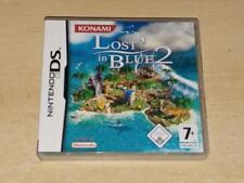 Videojuegos de acción, aventura Konami Nintendo DS
