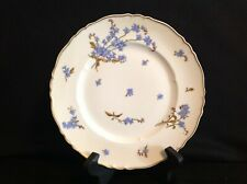 Haviland Limoges Montmery (Forget Me Nots) One (1) Salad Plate France