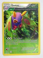 Pokemon Cards: DUSTOX 8/108 REVERSE HOLO # 32A46