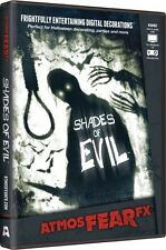 Shades Of Evil~AtmosFearFX DVD Halloween Special FX Window Projection