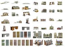 SuperQuick OO/HO building card kits for model railway