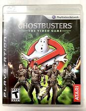 Ghostbusters: The Video Game Sony Playstation 3 PS3 Atari Ramis Aykroyd Slimer