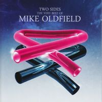 MIKE OLDFIELD (2 CD) TWO SIDES: THE VERY BEST OF ~ TUBULAR BELLS~