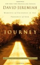 Journey: Moments of Guidance in the Presence of Jeremiah, David HC Free Ship