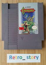 Nintendo NES Castelvania PAL