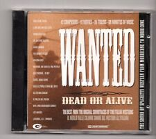 (IY31) Wanted Dead or Alive, Soundtracks - 1999 CD