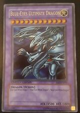 YuGiOh Blue-eyes ultimate dragon limited edition jmp-en005  MINT/NM