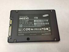 "Samsung 840 EVO 1TB 2.5"" SATA III SSD Solid State Drive MZ7TE1T0HMHP FAIR L1 NR"