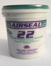 Polymer Adhesives - As22G-1 Airseal Water Based Duct Sealant Indoor & Outdoor