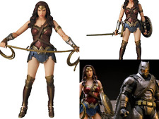 DC Comics MAFEX No.024 Wonder Woman Gal Gadot Action Figure Doll Movie New