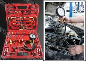 Master Gasoline Engine Fuel Injection Pressure Tester Set (SR-1229)