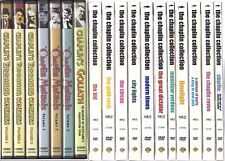 Charlie Chaplin Complete Dvd Collection