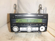 08 09 Scion TC XB XD Radio Cd Mp3 Player T1808 PT546-00080 PEG26