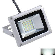 20W LED Cold White Outdoor Lamp Aluminium Floodlight IP65 [Energy Class A+]