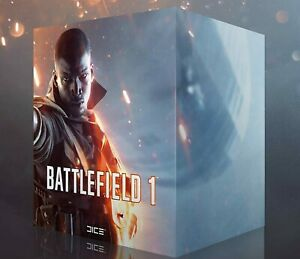 Battlefield 1 Exclusive Collector's Edition - DOES NOT INCLUDE GAME []