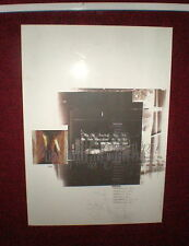 Lisa Gerrard POSTER The Mirror Pool SIGNED