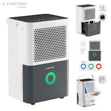 TROTEC Komfort Luftentfeuchter TTK 33 E Entfeuchter Luftfeuchte Raumentfeuchter