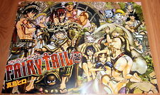 Poster A3 Fairy Tail 02