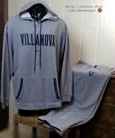 NCAA Villanova Wildcats Basketball Nike Team Issued Hoodie/Pants Set 2XL *NOTE