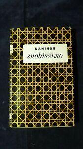 Daninos: Snobissimo. Hachette,  1964