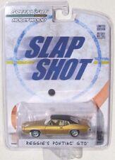 HOLLYWOOD SERIES 2 SLAP SHOT REGGIE'S 1970 PONTIAC GTO RAM AIR RELEASED 2011