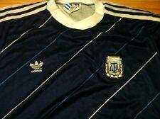Argentina Argentinien AFA Adidas Oldschool Trikot Away gr.5/6 80er