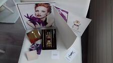 Lot cartes à parfumer YVES SAINT LAURENT  MANIFESTO