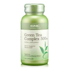 GNC Green Tea Complex 500 mg 100 Capsules