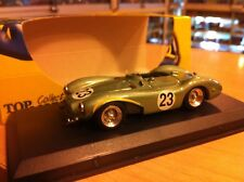 ASTON MARTIN DB3S  N°23 LE MANS 1955   1/43 TOP MODEL  KIT monté