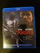 The Punisher, Blu-ray, Lot H3.