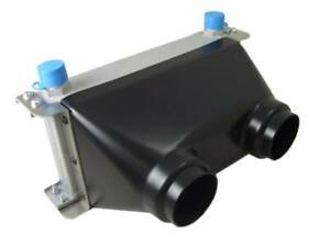 Revotec Oil Cooler Air Duct Shroud, Suits 19 Row Mocal Type Oil Coolers