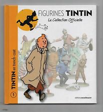 Figurines Tintin la collection officielle. Album n°1. Tintin. Moulinsart 2011