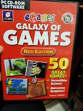 Galaxy of Games - 50 Great Games -  PC GAME - FREE POST