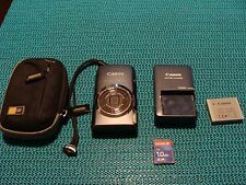 Canon PowerShot Digital ELPH SD3500 IS  14.1 MP  - Black Made in Japan